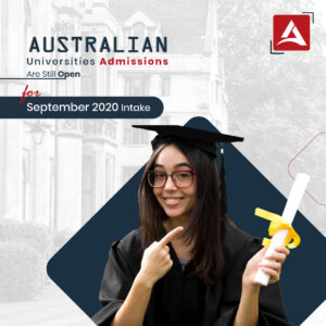 Australian Universities Admissions are Still Open for September 2020 Intake