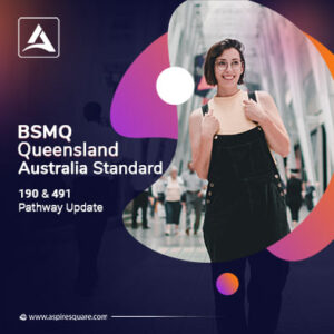 Bsmq - Standard 190 and 491 Pathways