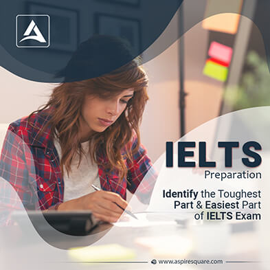 IELTS Exam Preparation : What is Toughest and Easiest Part in IELTS?