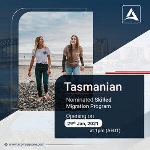 Tasmania State Migration Program