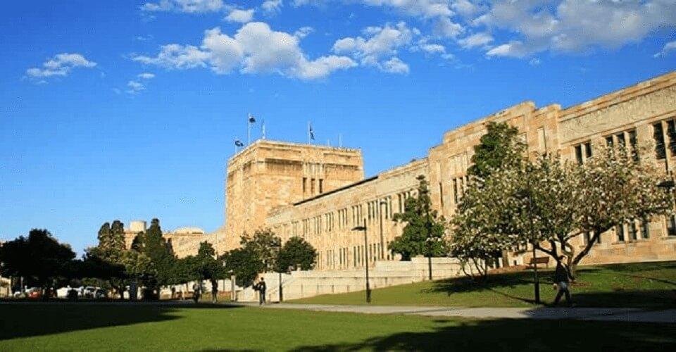 University of Queensland UQ